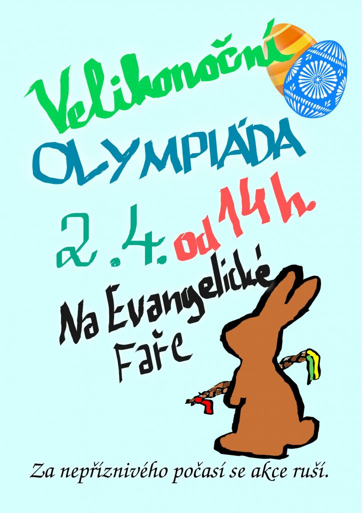 Velikonoční olympiáda 1