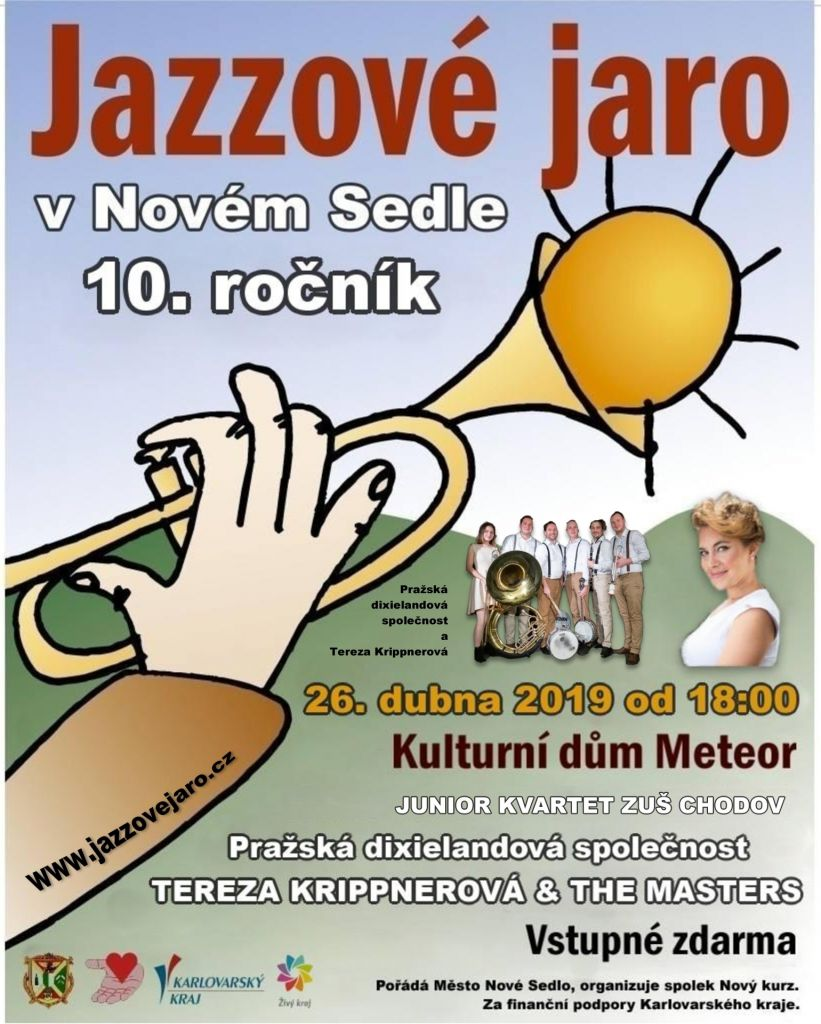 Jazzové JARO 2019 1