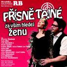 Divadelní komedie - PŘÍSNĚ TAJNÉ ANEB ZA VŠÍM HLEDEJ ŽENU 1