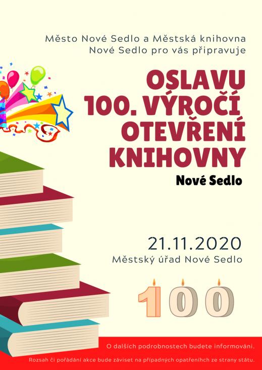 Plakát - oslavy